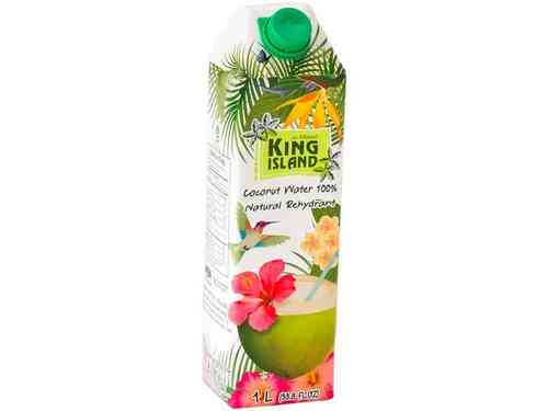 King Island Coconut Water 100 %, 1 L