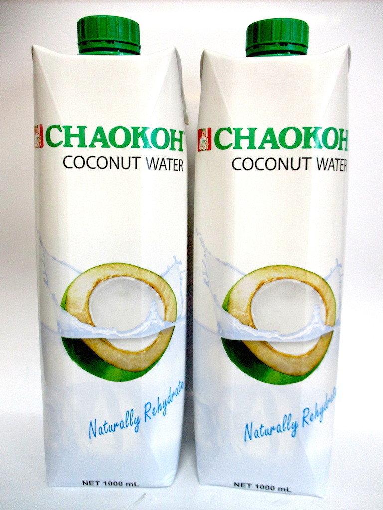 chaokoh pure kokosnuss wasser aus jungen kokosn sse 1 l asia food specialities. Black Bedroom Furniture Sets. Home Design Ideas