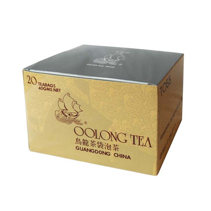 Golden Sail Oolong Tee in Beutel (20x2g)