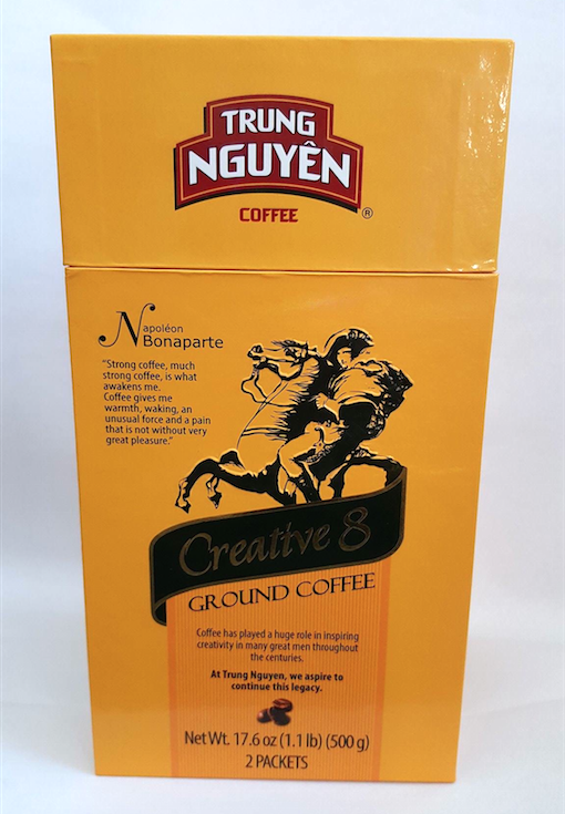 Trung Nguyen Coffee Creative 8, Luxus Coffe 500 g (2 x 250g)