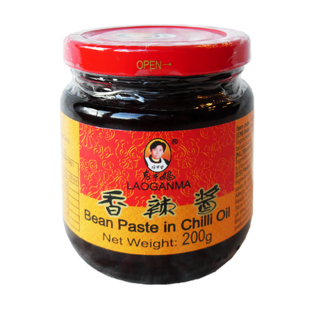 Lao Gan Ma Bean Paste in Chili Oil 200 g