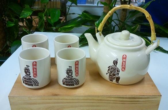 chinesische tee set 5 teilig asia food specialities. Black Bedroom Furniture Sets. Home Design Ideas