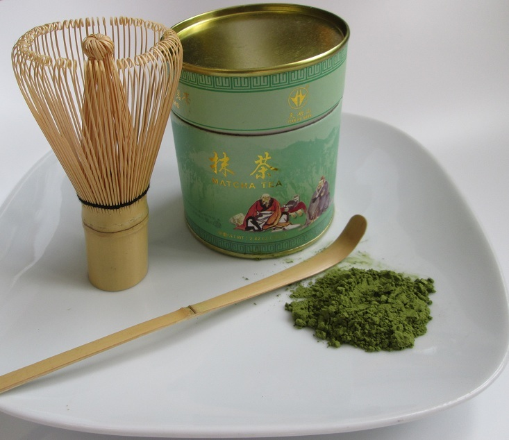 matcha tee set mit 80g matchatee in dose asia food specialities. Black Bedroom Furniture Sets. Home Design Ideas