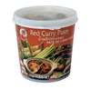 COCK BRAND Red Curry Paste 400g, Thai rote Currypaste, scharf