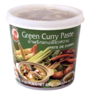 COCK BRAND Green Curry Paste 400g, grüne Currypaste, scharf