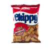 JACK 'N  JILL Chippy Mais chips Baebecue 110g.